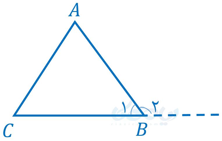 اثبات برای حالت خاص- آشنایی با اثبات در هندسه نهم