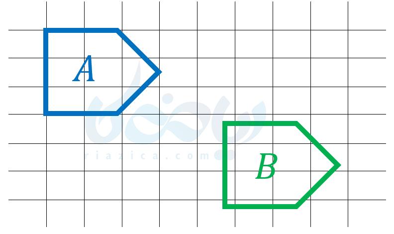 انتقال- تبدیلات هندسی ریاضی هفتم