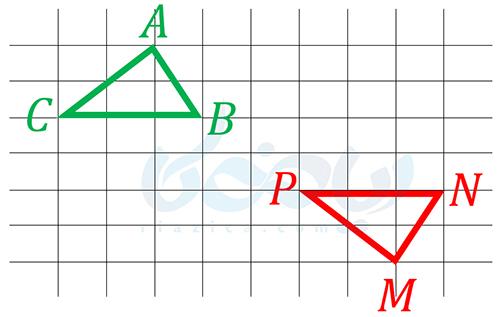 مثلثهای هم نهشت